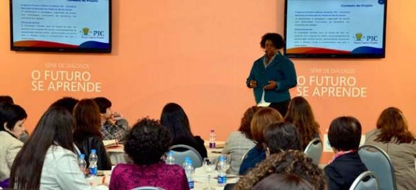 Evento de lançamento do Centro de Referências discute educação integral