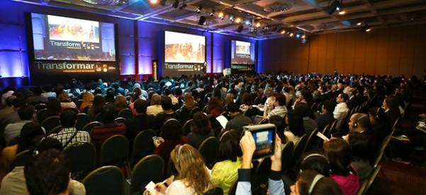 Transformar 2014 apresenta inovações para resolver problemas reais da educação
