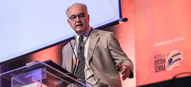 John Lawrence Aber, professor da Universidade de Nova York