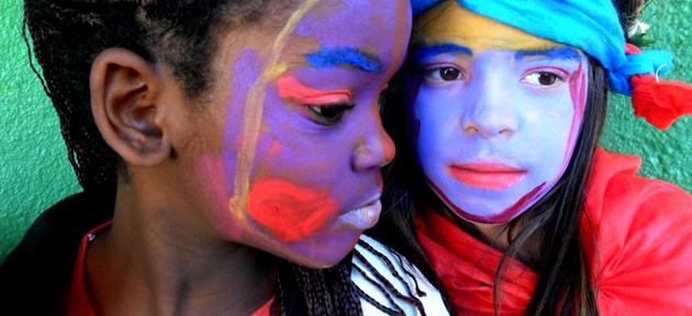 Arte moderna liberta a criatividade dos alunos