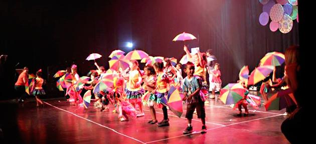 Festa da Cultura Brasileira, realizada em setembro no CEU Pêra-Marmelo, valorizou a diversidade