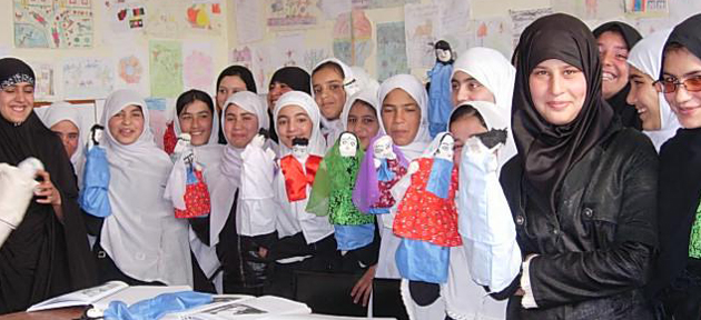 Peace Education Curriculum for Afghan Students
