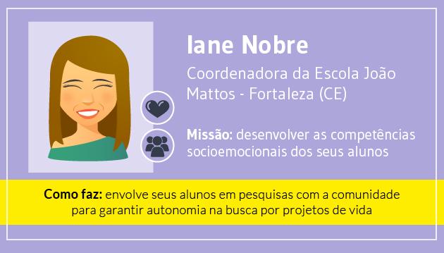 Iane Nobre
