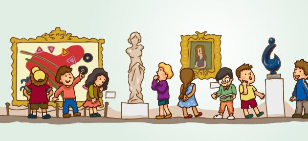 Educação Museus