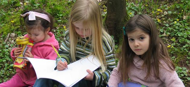 'Para as crianças aprenderem é preciso viver'