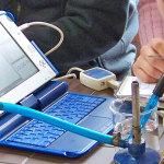O programa de distribuição de laptops tem um custo de US$ 75 milhões por ano - Divulgação/Plano Ceibal