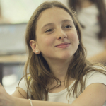 Marina Seixas Braga, 12, aluna do oitavo ano  - Gabo Morales