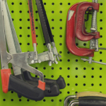 Kit de ferramentas também serve de apoio para atividades - Gabo Morales