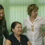 Cristiane Botezelli (coordenadora), Anelita de Moura Fé Reis (diretora), Cleuides Pergher (vice-diretora) e  Madelaine Dias (coordenadora) - Gabo Morales