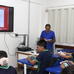 A chegada de internet a novas regiões do Amazonas pode ajudar na melhoria da formação dos professores - Divulgação: Seduc/Amazonas