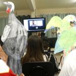 Atividade integra o programa Aprender em Rede, do Instituto Crescer - Rafaela Martins