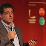 Gonzalo Pérez (Ceibal) fala de universalização do uso de tecnologia na educação - Foto: Luciana Serra