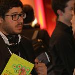 Participantes interagem durante o evento - Foto: Luciana Serra