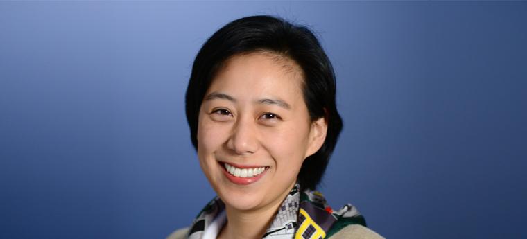 Clarissa Shen, vice-presidente da área Internacional da Udacity