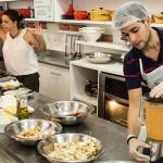 César García ensina culinária andaluz, do sul da Espanha