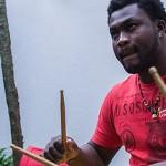 Sassou Ametoglo traz o ritmo do Togo