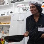 """""""Peru, uma gastronomia marcante"""", com Víctor Lopez"""