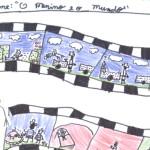 Cada aluno também fez um portfólio para contar a sua visão do projeto - Foto: Rosângela Queiroz