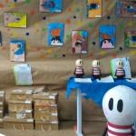 As crianças fizeram malas de viagem para guardarem objetos e histórias importantes, assim como o Cuca - Foto: Rosângela Queiroz