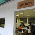 No L@b Criativo os alunos são estimulados a colocar a mão na massa - Crédito: Marina Lopes / Porvir