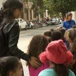 Visita à Biblioteca Monteiro Lobato Crédito: Laís Semis/ Nova Escola